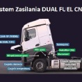 System Zasilania DUAL FUEL CNG